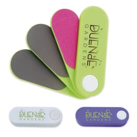 Travel Nail File And Buffer