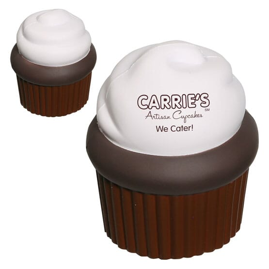 Cupcake Stress Shape