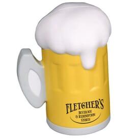 Beer Mug Stress Shape