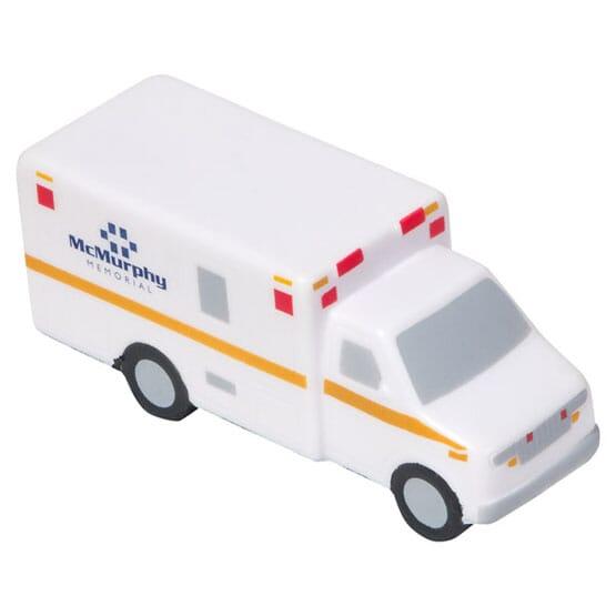 Ambulance Stress Shape