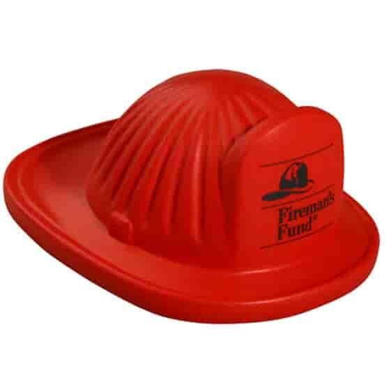 Fire Helmet Stress Shape