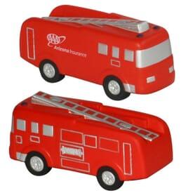 Fire Truck Stress Shape
