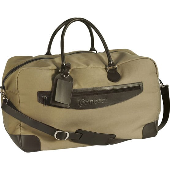 Canvas Travel Duffel