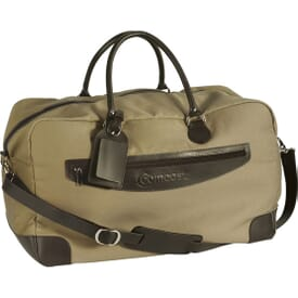 Canvas Travel Duffle