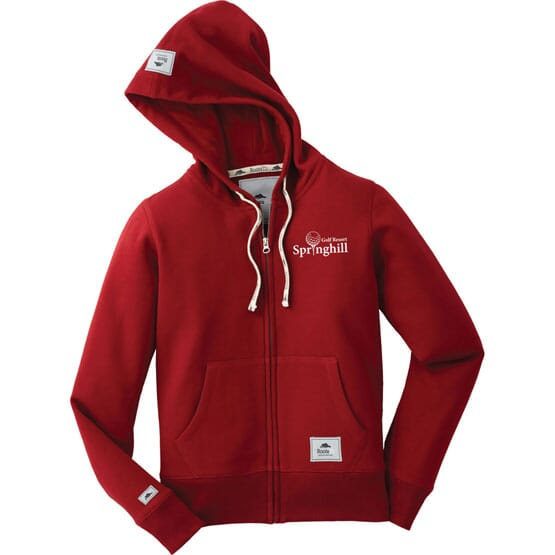Women's Brockton Roots73 Fleece Hoody