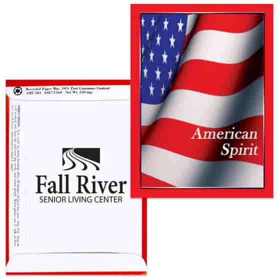 American Spirit Series Seed Packet- American Spirit Flag