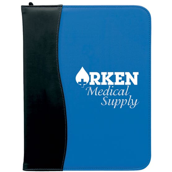 Sign Wave® Zippered Pad Holder