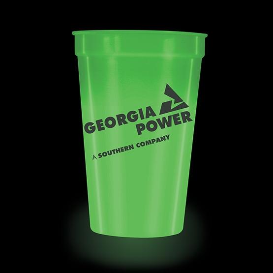 Custom Glow in the Dark Cup Halloween Giveaway