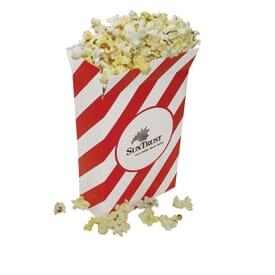 Popcorn Box Closed Top Style Small