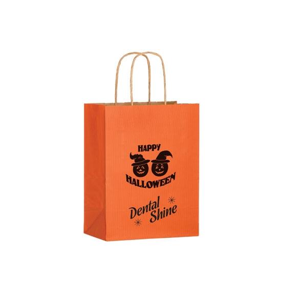 Paper Halloween Treat Bag