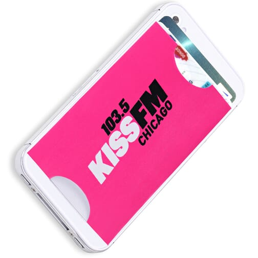 Cardsafe™ RFID Adhesive Cell Phone Pocket