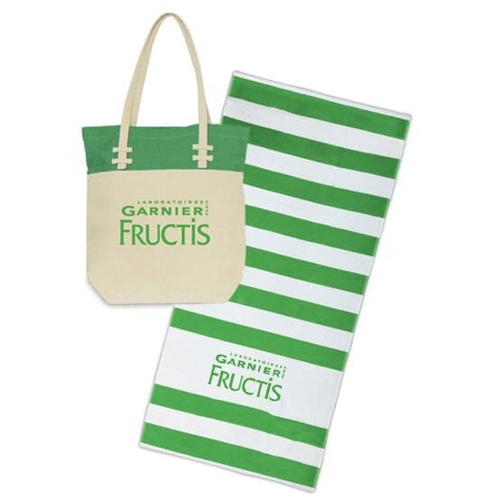 Beach Towel Royale™ With Captiva Bag
