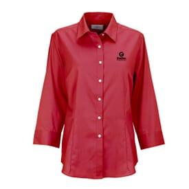 Van Heusen Women's Easy Care Dress Twill Shirt