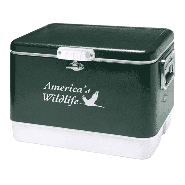 Coleman® 54-Quart Classic Steel Belted Cooler