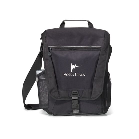 Vertex™ Vertical Computer Messenger Bag