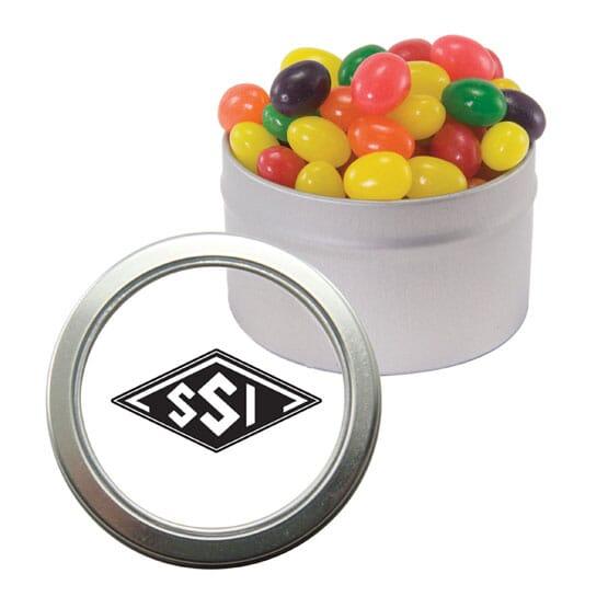 Candy Window Sweets Tin