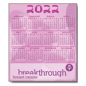 2021 Pink Ribbon Calendar