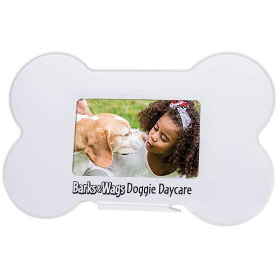 Dog Bone Picture Frame