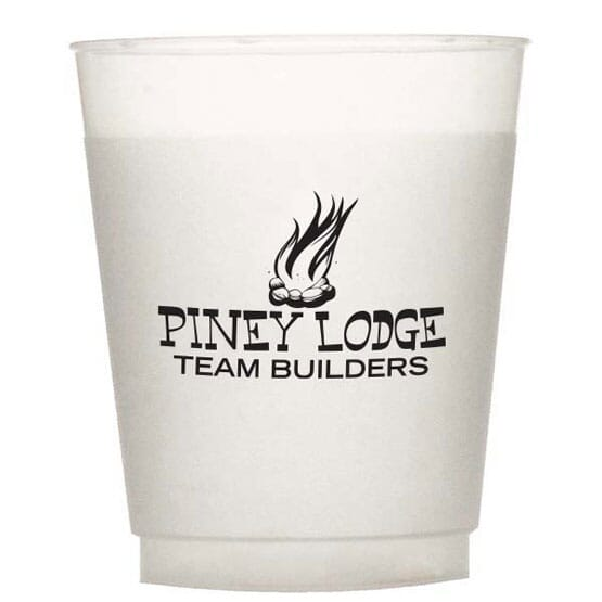 5 oz Durable Frosted Cup