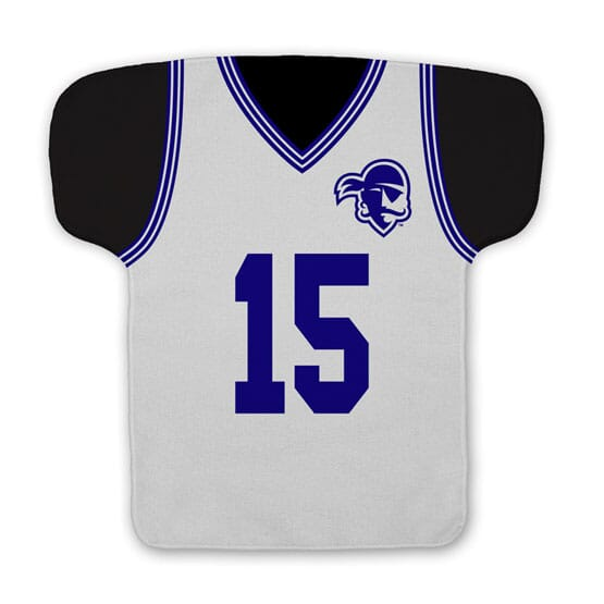 Basketball Jersey Rally Towel