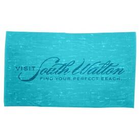 Vintage Beach Towel