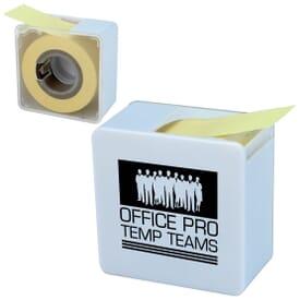 Memo Tape Dispenser