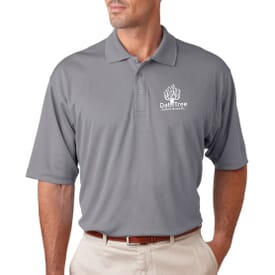 Ultraclub® Men's Cool & Dry Sport Polo