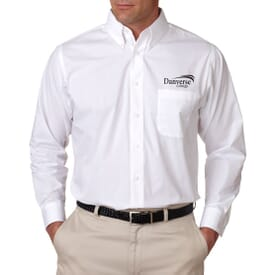 Custom Embroidered Dress Shirts with Logo