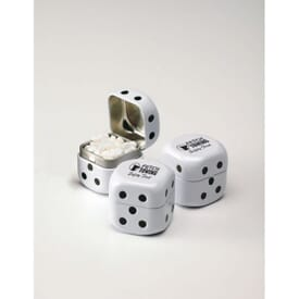 Dice Tin With Micromints®