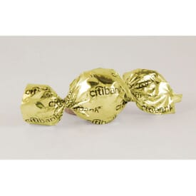 Tasty Twist Wrapped Truffles
