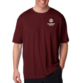 Ultraclub® Men's Cool & Dry Sport Tee