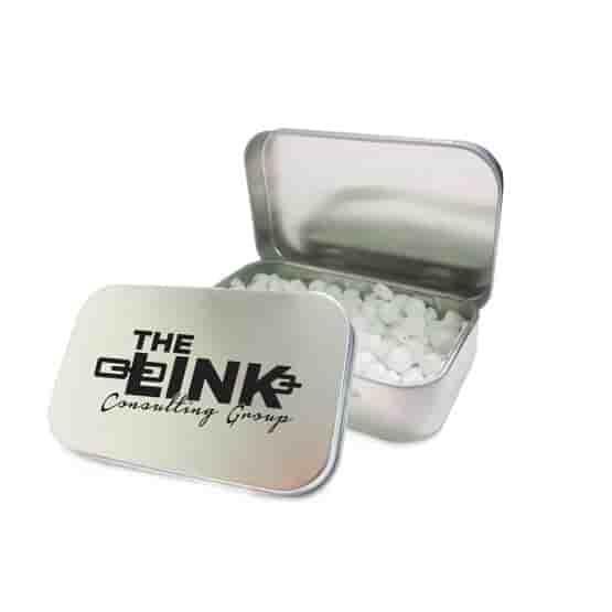 Rectangular Mint Tin
