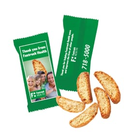 Single Wrap Biscotti Treat