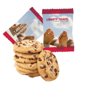 Single Wrap Large Chocolate Chip Cookie Treat