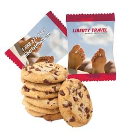 Single Wrap Large Chocolate Chip Cookie Treat