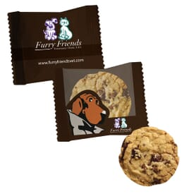 Single Wrap Extra Large Chocolate Chip Cookie Treat