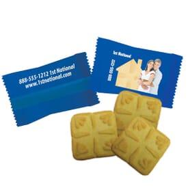 Single Wrap Shortbread Cookie Treat