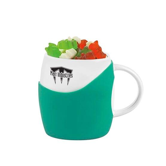 14 oz Cupped Ceramic Mug