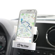 Customized auto phone holder