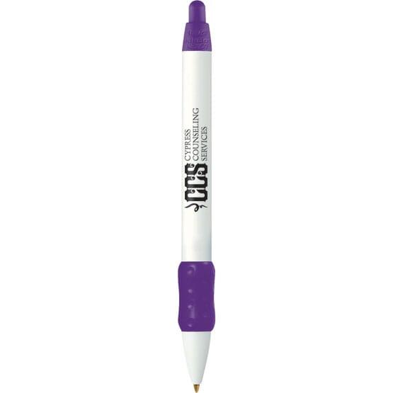 Bic® Widebody® Color Grip Pen