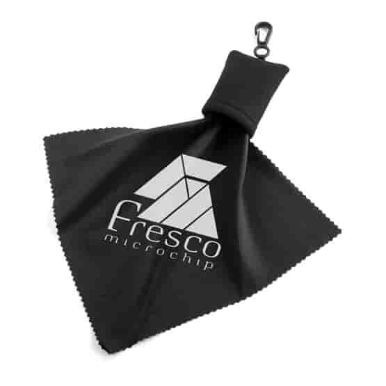 Galaxy Pack-It Tech Cloth Keychain