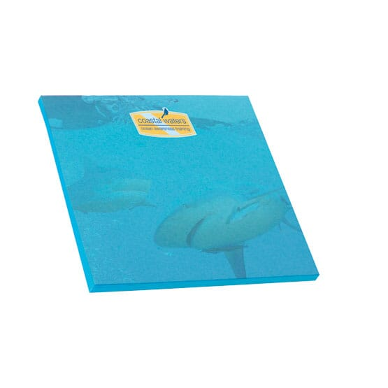 "Bic® Sticky Notes Colored Paper 3"" x 3"" x 25 Sheets"