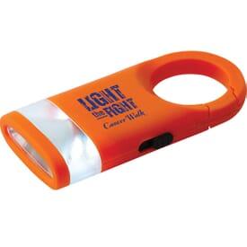 Brilliant Carabiner Lantern