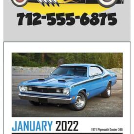 Promotional Calendars with Custom Imprinted Logo | Crestline