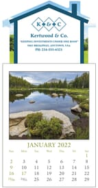 2021 Triumph® Stick Up Alluring Landscapes Calendar