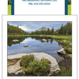 2020 Triumph® Stick Up Alluring Landscapes Calendar
