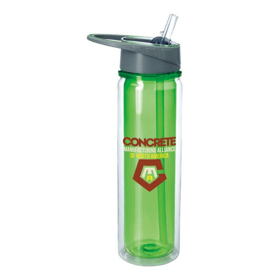20 oz Carry Handle Water Bottle