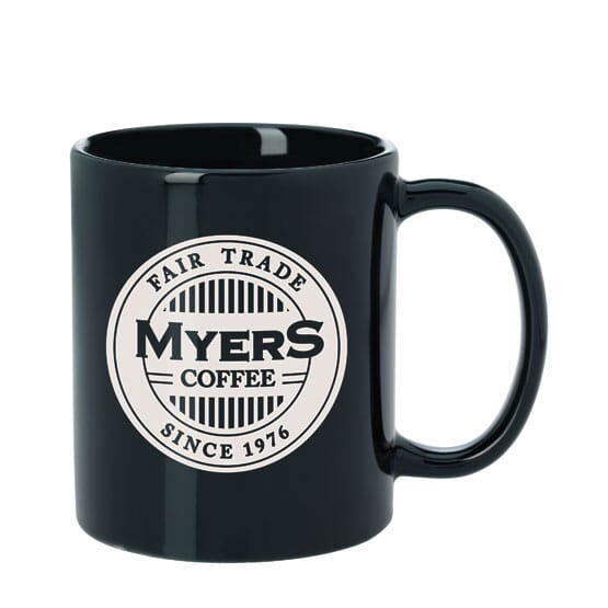 11 oz Morning Gloss Mug