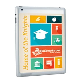 Large Repositionable Tablet Skin
