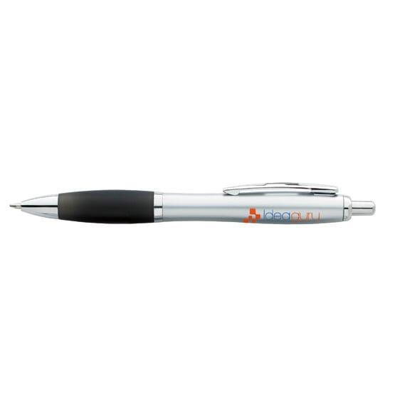 Center Chrome Ring Pen